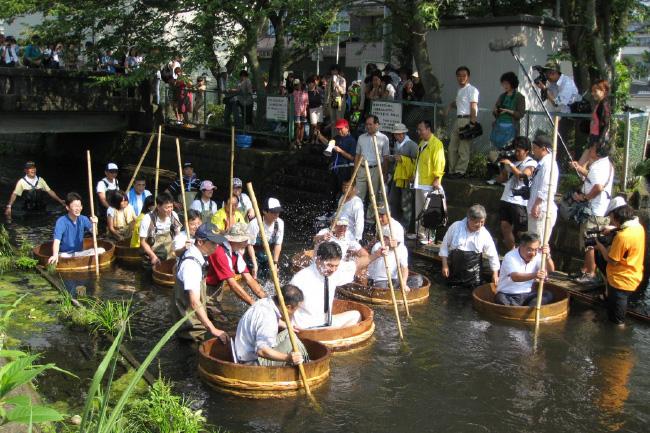 富士市今泉地区高齢化社会における自治会の取組