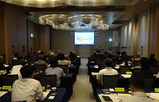 2018年6月22日 平成30年度 静岡県自治会連合会「50周年記念事業」を開催しました。